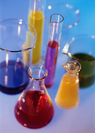 Experiment Beakers