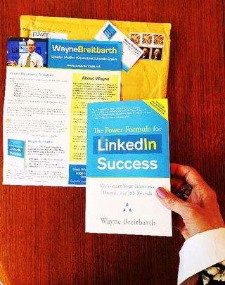 LinkedIn Success Wayne Breitbarth